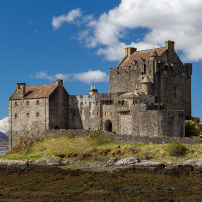 Scotland 2018: Isle of Skye – Eilean Donan Castle, Fairy Pools, Portree