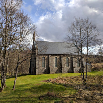 Scotland 2018: Inverness + Drumnadrochit