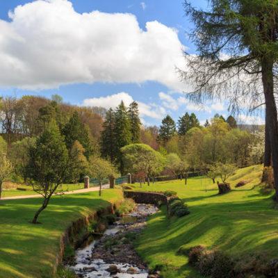 Scotland 2018: Glen Grant garden walk