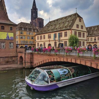 Alsace: Strasbourg