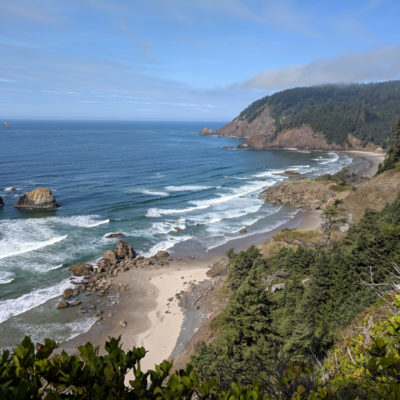 Oregon: the coast