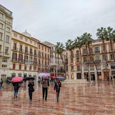 Spain 2018: Malaga
