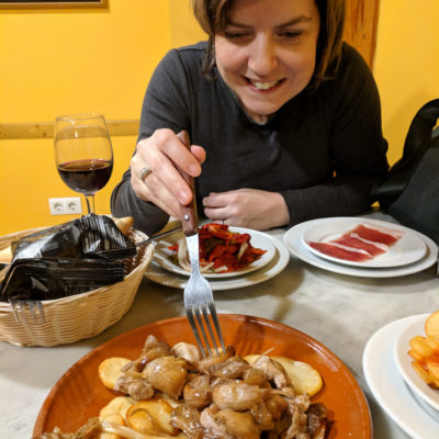 Spain 2018: Seville food & drink