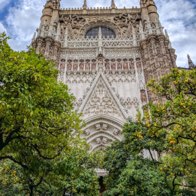 Spain 2018: Seville sights