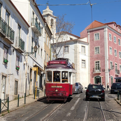 Portugal 2019: Lisbon sights