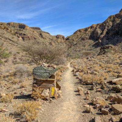 Namibia: Waterkloof Trail