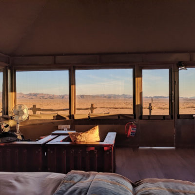 Namibia: Moon Mountain Lodge