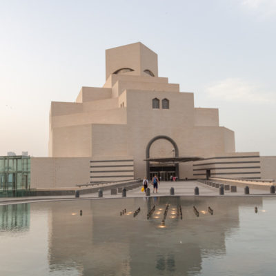 Namibia: an evening in Doha