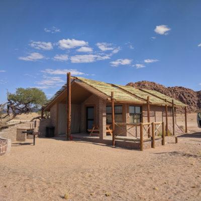 Namibia: Desert Camp