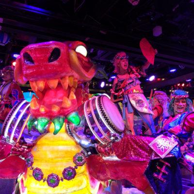 Japan: Tokyo, Day 2 – Harajuku, Meiji Shrine, Robot Restaurant