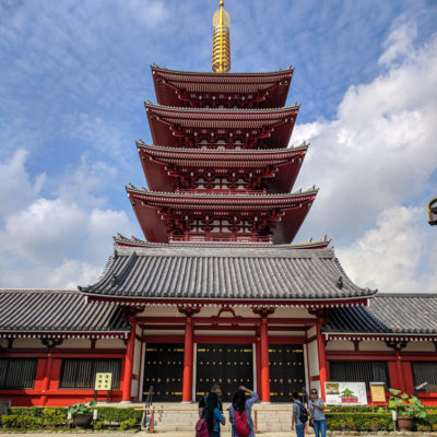 Japan: Tokyo, Day 3 – Senso-ji, Ueno Park, Ramen Street