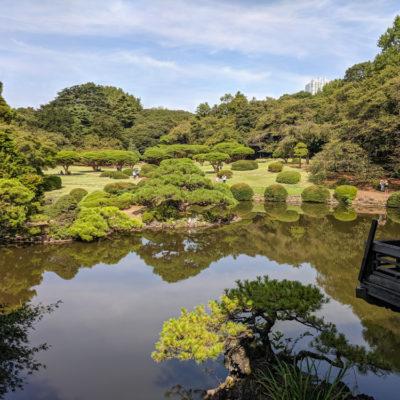 Japan: Tokyo, Day 1 – Shinjuku Gyoen, Golden Gai, Shibuya