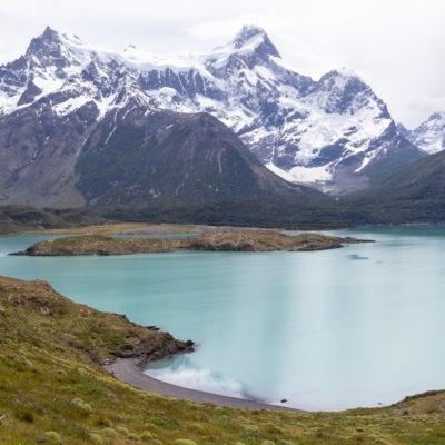 Patagonia: TDP, Day 2: Salto Chico, Mirador Cuernos