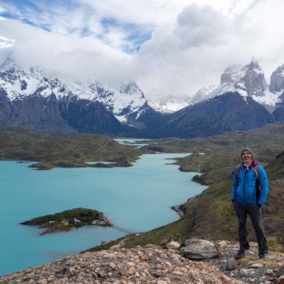 Patagonia: TDP, Day 3: Mirador Condor + Lago Gray