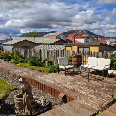 Patagonia: where we stayed
