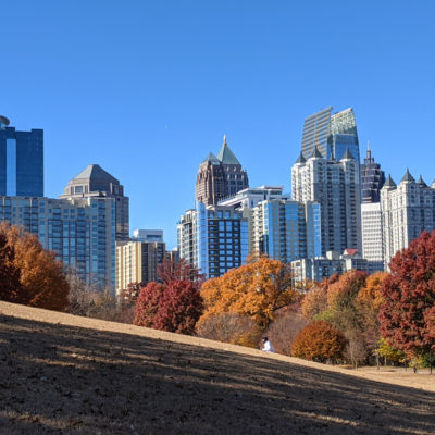 Patagonia: a day in Atlanta