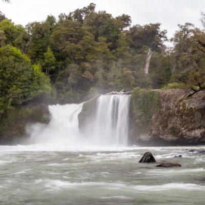 Patagonia: Puyehue National Park + Las Cascadas