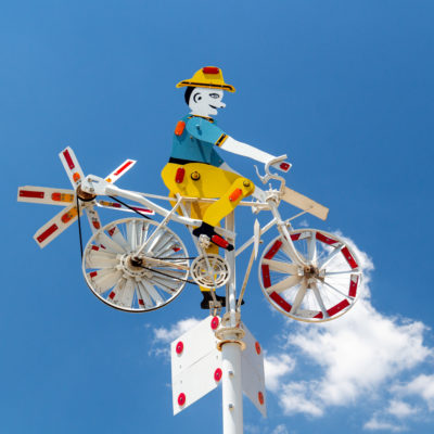 NC Outer Banks, May 2021: Vollis Simpson Whirligig Park and Museum