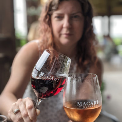NY Summer 2021: Wine and beer tasting